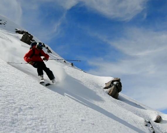 Vaya a la Cumbre (Trailer)