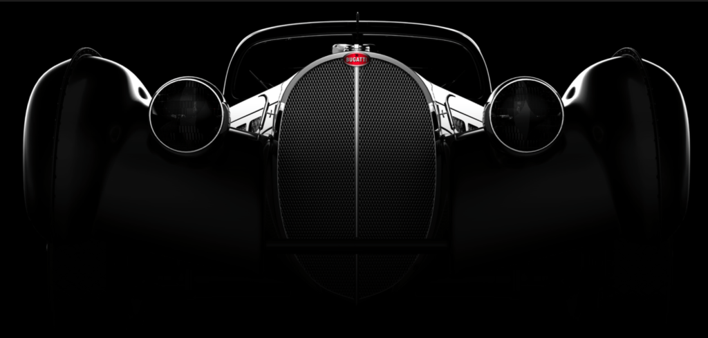 Bugatti by Clint Clemens